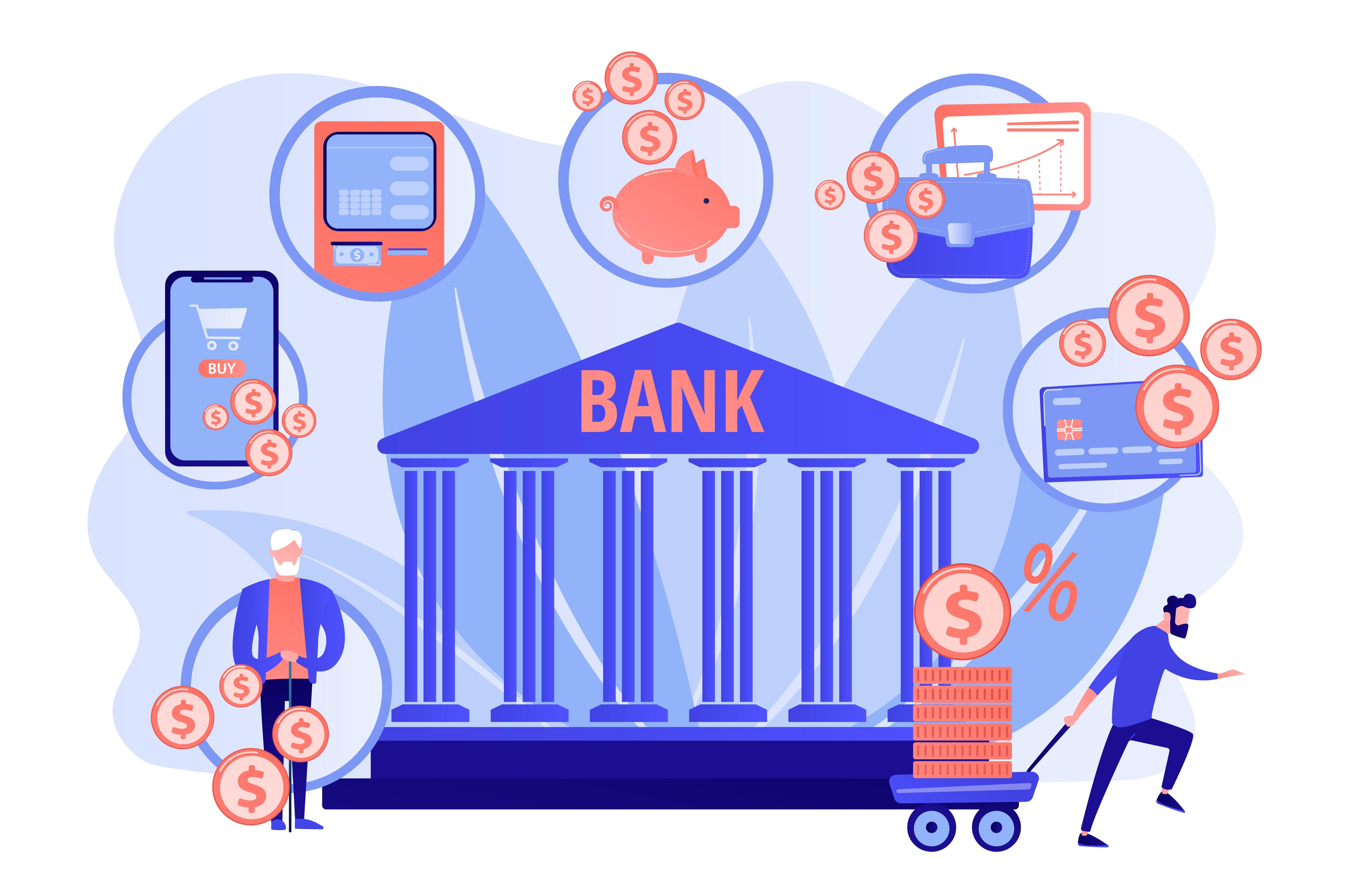 Ka Barga Banks in Nepal