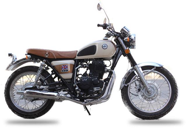 Ace British XY400 Classic