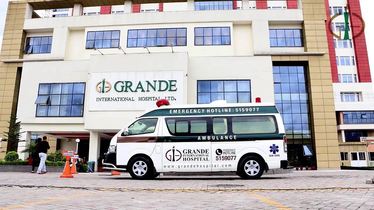Grande Internatinal Hospital