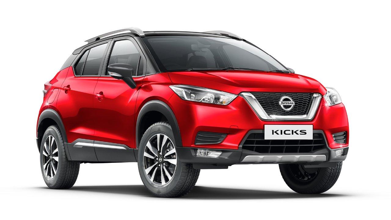 Nissan Kicks XV Premium Diesel