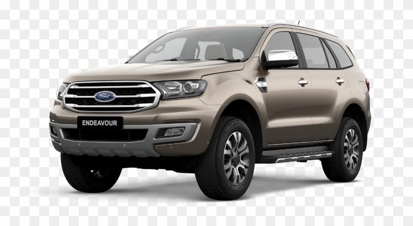 Ford Endeavour 2.0L Titanium + AT