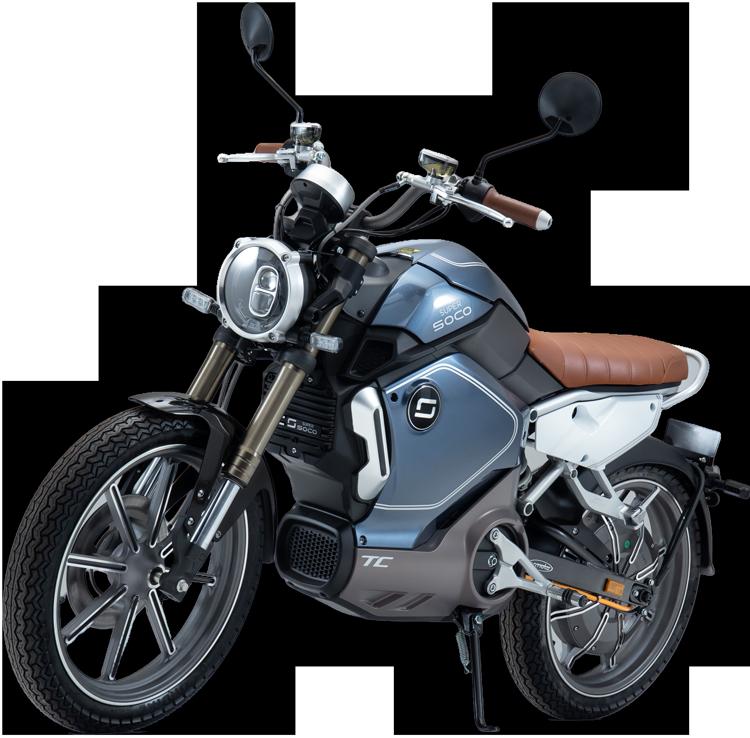 Super Soco TC Bike