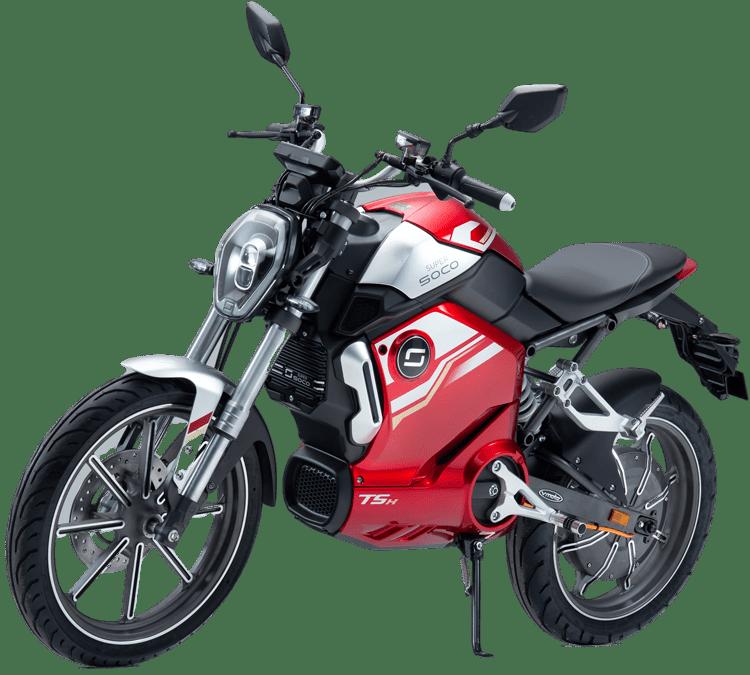 Super Soco TSx Bike